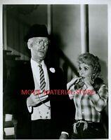 """Buddy Ebsen Donna Douglas The Beverly Hillbillies 8x10"""" Photo #K7953"""