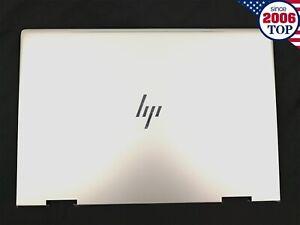 NEW HP ENVY X360 15-BP 15M-BP012DX 15M-BP021DX Back Cover 924344-001 Silver USA