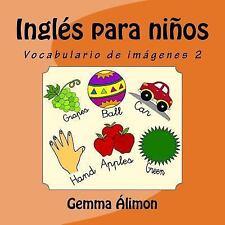 Inglés para niños Vocabulario de Imágenes: Inglés para Niños : Vocabulario de...