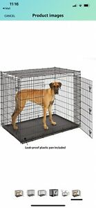 DOG CRATE LARGE TO EXTRA LARGE BREED - BRAND NEW NEVER BEEN OPENED OR USED
