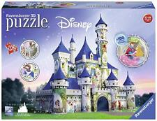 Disney Castle 216 pc 3D Puzzle Standard