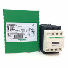 Contactor 036107 Schneider 24VDC 4kW LC1D09BL