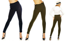 Mayaadi Damen Sexy Hose Business Pants Freizeit Party Stoffhose Casual LPA573-6
