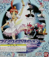 PRINCESS TUTU GASHAPON FIGURE 4 SET Imagenation Japan NEW