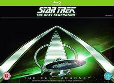 Star Trek The Next Generation Complete Series Seasons 1-7 Blu-ray Region Free