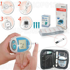 blood glucose meter+50 FREE test strips,Lancets,one touch,Diabetes Complete Kit