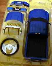 ***XMODS RARE BLUE FORD F-150 TOP AND BODY KIT NIB***