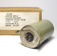 Militärischer Audio-Transformator / Übertrager, 1563725, 1:1.5, 600 Ohm, NOS
