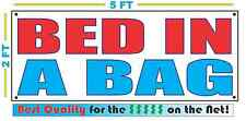 Bed In A Bag Banner Sign New Larger Size Best Quality for the $
