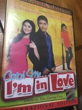 Catch Me Im In Love Filipino DVD Movie NIP 2011