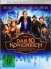 3 DVDs * Das 10te Königreich (Special Edition) * (zehnte) * NEU OVP
