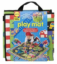 ALEX Toys Little Hands Play Mat Perfect For Busy Moms & Little Ones On The Go