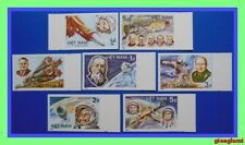 Vietnam Imperf The 1st manned space flight MNH NGAI