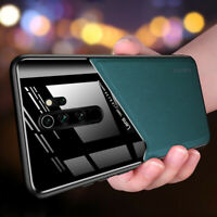 Leather Texture Soft Hybrid Case Cover For Xiaomi Redmi Note 9 8 Pro Poco X3 NFC