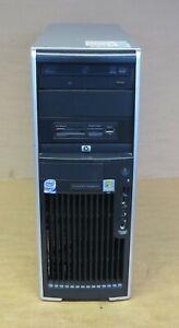HP WorkStation xw4600 Tower 4C C2D Q6600 2.4GHz 8GB 500GB Win10 Pro PC PW440ET