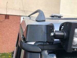 Raptor 4x4 Land Rover Discovery 2 LED Light Bar Bracket