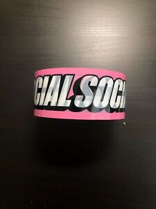 Anti Social Social Club Packing Tape SS19 New Pink SUPREME OFF-WHITE ASSC