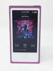 Apple iPod Nano 7th Generation Purple (16GB)