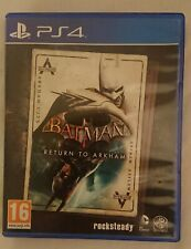 Return To Arkham PS4 *CASE ONLY* *PLACEHOLDER* 64