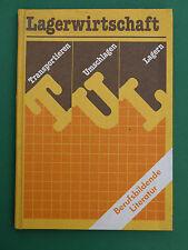 Lagerwirtschaft Berufsbildende Literatur DDR Wirtschaft Lehrbuch Lager 1989 1990