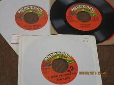 Rare Earth -  lot # 2   lot of 3 45 RPM  hey big brother   i know losing you a71