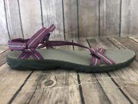Teva Women's 1003705 Purple Hiking Sandals Size 6   E