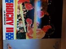 Rocky 2 Laserdisc LD VF PAL Sylvester Stallone