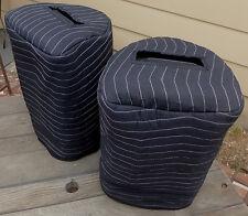 YAMAHA Stagepas 400i Premium Padded Black Covers (2) Quantity of 1 = 1 Pair!