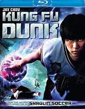 KUNG FU DUNK (Chen Bo-lin) - BLU RAY - Region Free - Sealed