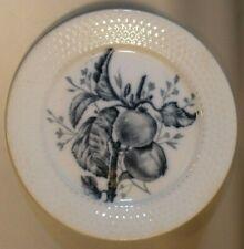 P. Regout & Co. Maastricht Porcelain 'Fruit' Plate