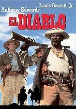 EL DIABLO Region Free DVD - Sealed