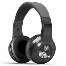 NEW BLUEDIO H-Turbine Bluetooth 4.1 Wireless stereo headphone headset -black