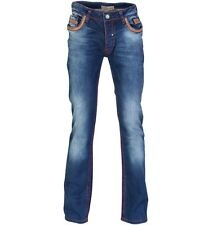 BRAND NEW BRIGHT JEANS MODICA 623 TRUE RELIGION ITALIAN STYLE DENIM MEN 36/34
