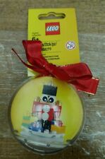 LEGO 853907 TOY SOLDIER CHRISTMAS TREE ORNAMENT 43pcs