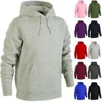 Urban Road Heavy Blend Plain Hoody Men Womens Hooded Sweatshirt Hoodie Top