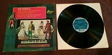 Hummel Concertino La Galante Concerto LP Galling Zuckerman TV 34348 exc