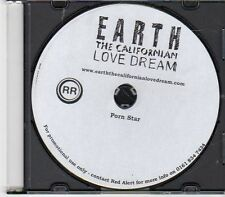(EN82) Earth The Californiari Love Dream, Porn Star - DJ CD