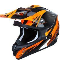 Off-Road Helm Scorpion Exo VX-15 EVO AIR Krush Orange - XS