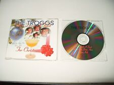 The Troggs Let's Drink A Toast 3 Track cd Single 1998 Ex/Near Mint Condition