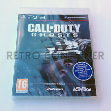 PS3 Playstation 3 - CALL OF DUTY GHOSTS - ITA PAL HD Nuovo Sigillato