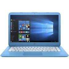 "HP - Stream 14"" Laptop - Intel Celeron - 4GB Memory - 32GB eMMC Flash Memory ..."