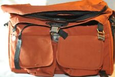 Canvas vintage camera bag from 80's for Canon EOS Nikon Sony Pentax check it out