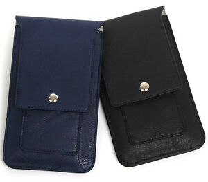 """Wallet Climbing Flip PU Leather Card Case For Samsung Note8 iPhone8 6.3"""" Pockets"""