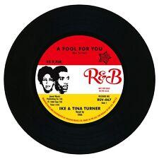 "IKE & TINA TURNER  ""A FOOL FOR YOU""   MASSIVE 60's MOD / R&B CLASSIC    LISTEN!"