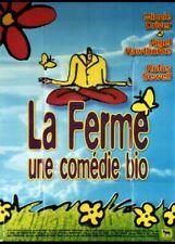 affiche du film FERME UNE COMEDIE BIO (LA) 120x160 cm