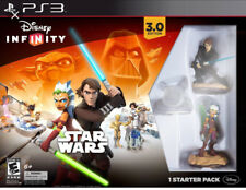 Star Wars Disney Infinity 3.0 Starter Pack (Bundle➡️Xbox 360, PS3, & WiiU)