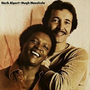 Hugh Masekela - Herb Alpert / Hugh Masekela [New CD]