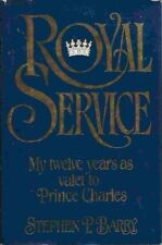 Royal Service: My Twelve Years As Valet to Prince