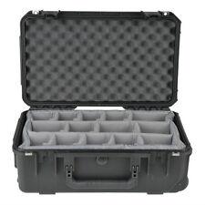 SKB cases Black 3i-2011-7B-D With dividers.