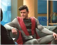 "Brendan Hines ""The Tick"" AUTOGRAPH Signed 'Superian' 8x10 Photo B ACOA"